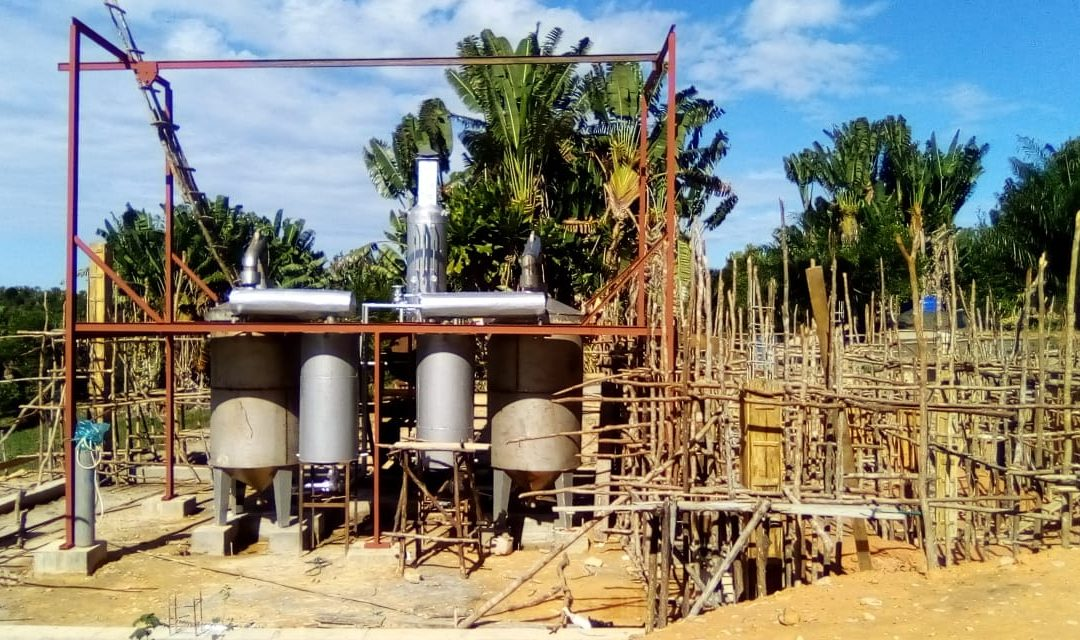 In Madagascar, Agri Resources Group focuses on the production of essential oils